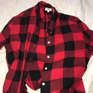 Levi flannel